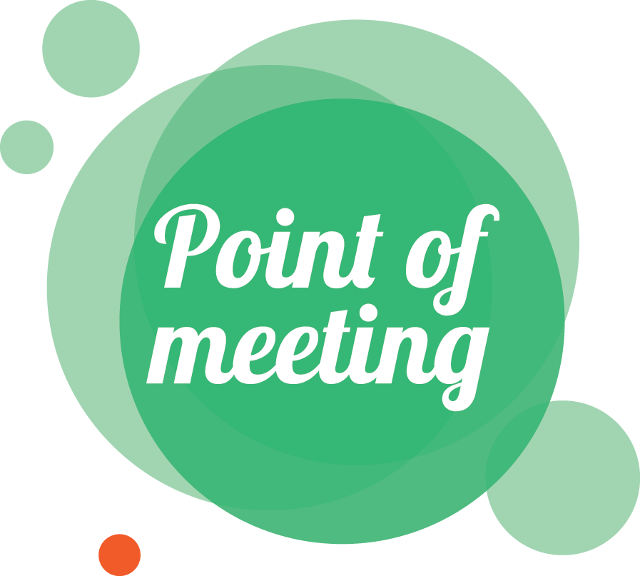 Point of meeting
